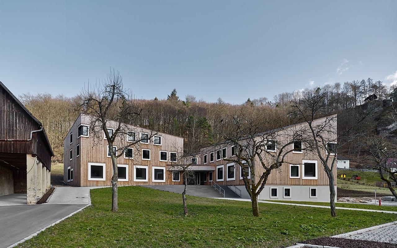 Баркоу Лейбингер - Исследовательский кампус Фраунгофера Вайшенфельд