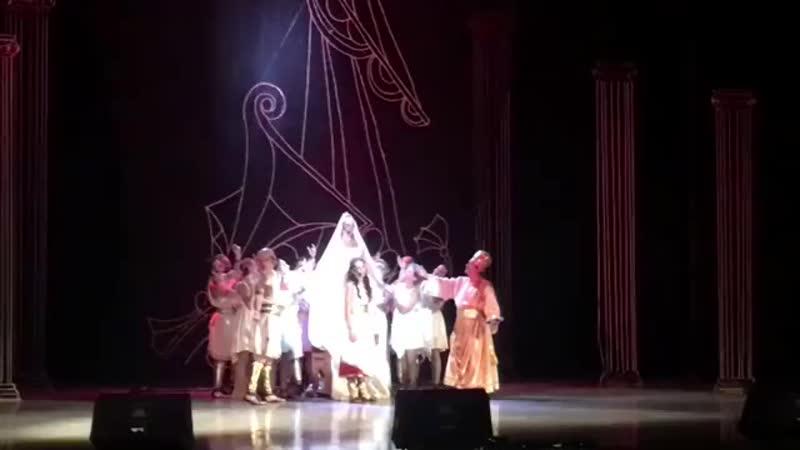 Ясон и Медея | 25 октября 2018 г. | Ульяновск