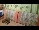 Vlog/Рум-тур /Зал ,но для нас как спальня/Мебель/Покупки/Мурзик и Алия😘😍