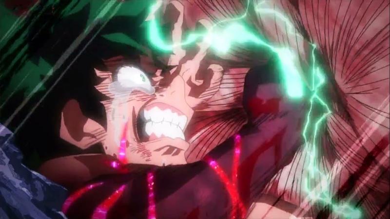 Boku no Hero Academia Season 3 - Izuku vs Muscular 「AMV」