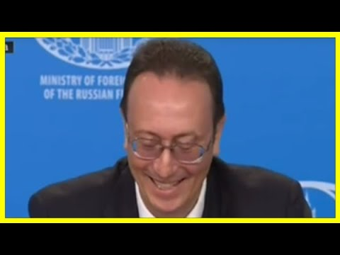 Смеюсь не могу! Российский дипломат не мог сдержать смеха от вопроса американца