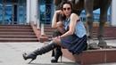 Kristina walks in round toe platform high heels Gianmarco Lorenzi boots Size EU 37 5 US 7 5