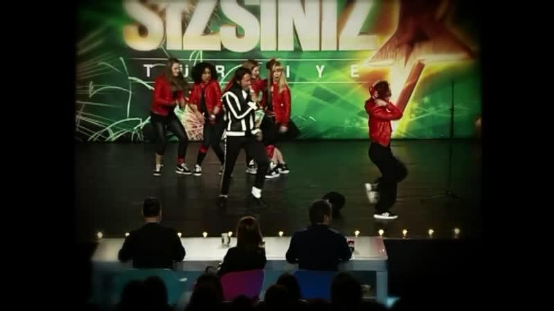 Fatih Jackson _ Michael Jackson dans performansı _ 2. Sezon _ Yetenek Sizsiniz T