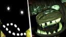 The Return To Freddy's 3: Shadow Lockjaw Found, Foxy Jumpscare Minigames