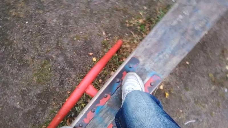 Пространственные прыжки