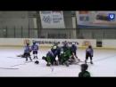 Драка на детском хоккее в Каменске-Уральском