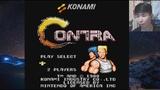 Играем в Contra - Dendy, NES (Retro 8-bit)