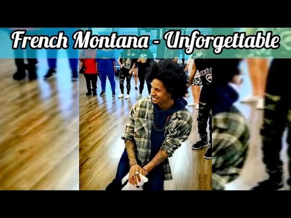 Larry [Les Twins] ▶️French Montana - Unforgettable⏹️ [Clear Audio]