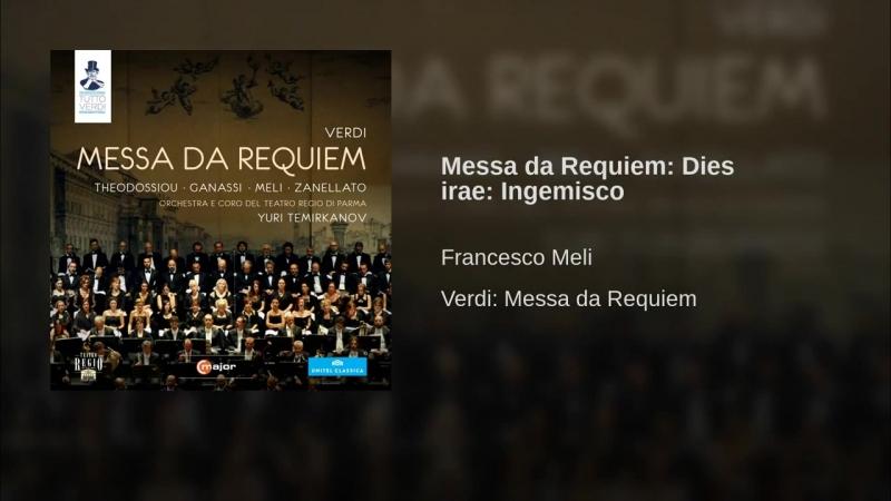 Messa da Requiem_ Dies irae_ Ingemisco