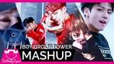 BTS A.C.E MONSTA X ATEEZ - 'Mic Drop Under Cover Shoot Out Hala Hala' KPOP MASHUP 2019
