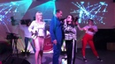 Алекса Астер, Наташа Королёва и Тарзан на сцене Jasmin Event Center