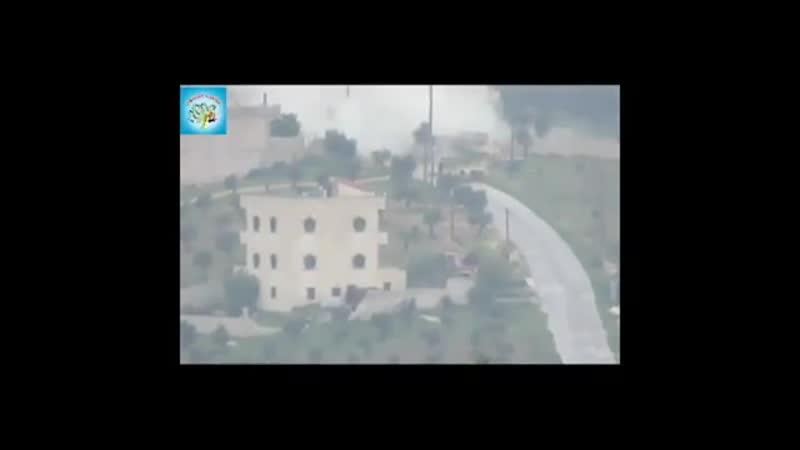 16 04 2019 была атака гнев оливок на пост боевиков ССА