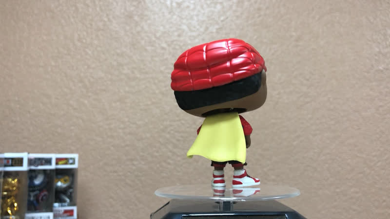 Funko POP! Bobble: Marvel: Animated Spider-Man: Miles w/ Cape