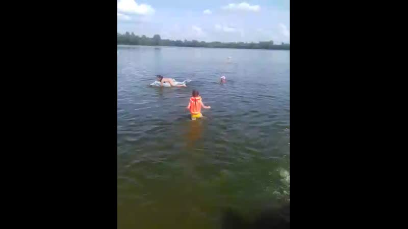 На Орловских озёрах