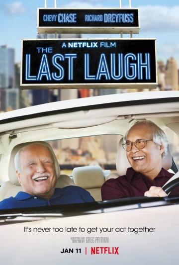 Смеяться последним (The Last Laugh) 2019 смотреть онлайн