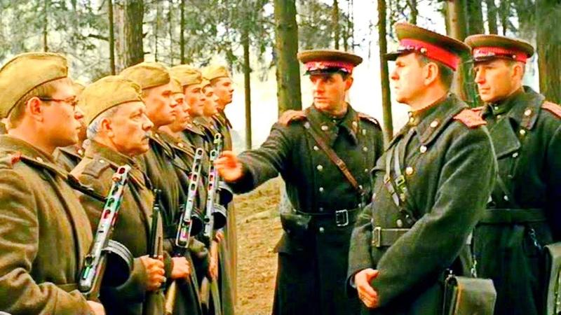 Военные Фильмы РЕАБИЛИТИРОВАННЫЙ ГЕНЕРАЛ Военные Фильмы 1941 45 Военное Кино !