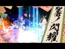 【シンフォギアXD】【騎士型ギア】風鳴 翼 聖雷ノ閃耀 【天羽々斬】【2