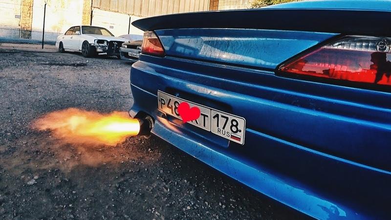 Anti lag Launch Control Nissan Silvia S15 2JZ-GTE
