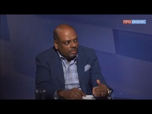 Маниш Кумар в программе «Страна Индустрия»