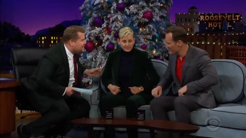 Ellen DeGeneres Politely Explains to James Corden That Bless Your Heart Is Actually an Insult