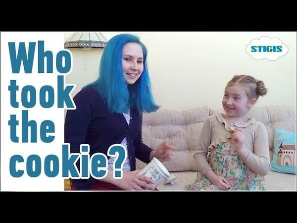 Cookie Jar стихи на английском для детей английский для детей стигис stigis