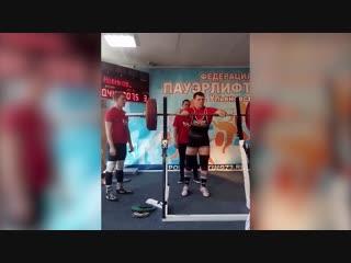 Чемпионат города Ульяновска по классическому пауэрлифтингу 2018. Novikov Sergey @83 207.5/130/240(577.5)