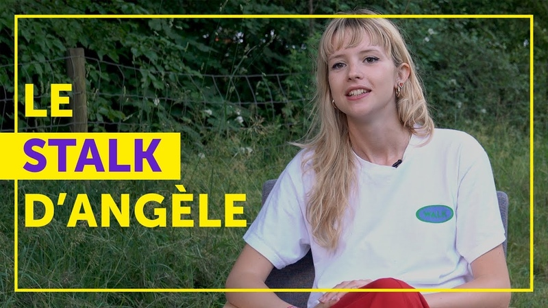 Le Stalk d'Angèle | GLAMOUR