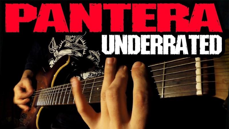 TOP 10 PANTERA UNDERRATED RIFFS