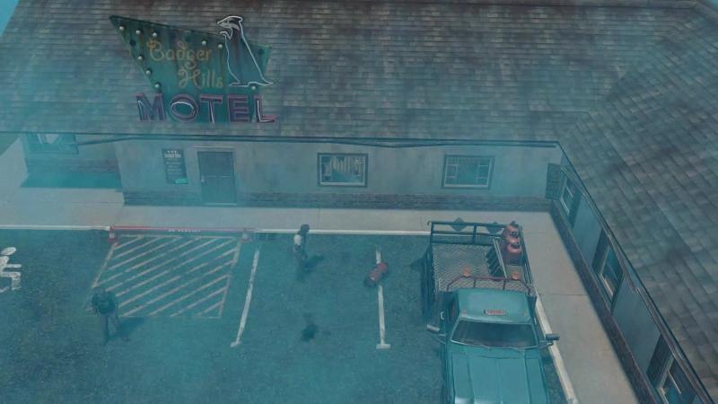 LDOE - motel (tsr)