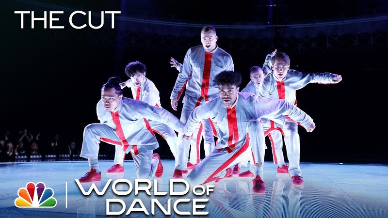 The Ruggeds Push the Limit to Rudimental's Not Giving In - World of Dance 2018 (Full Performance)