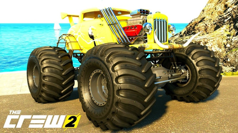 THE CREW 2 GOLD EDiTiON (TUNiNG) PROTO HuP ONE PART 615 ...