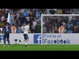 FIFA18 Дриблинг и гол Алесандро Гомеза