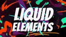 Liquid Elements in After Effects AEJuice Review After Effects Tutorial