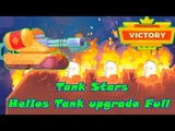 Tank stars hack mod apk - Unlock HELIOS tank and upgrade