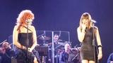 Fiorella Mannoia &amp Alessandra Amoroso - La sera dei miracoli Live@Auditorium Parco della musica Roma