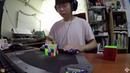 3.85 Rubik's Cube Solve (10.90 TPS)