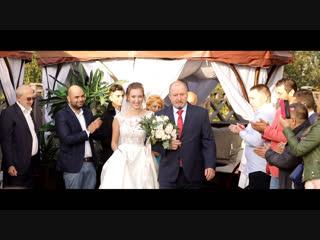 K&A. Wedding day