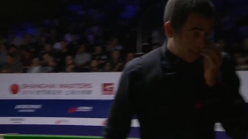 Snooker Ronnie OSullivan / Neil Robertson Shanghai Masters 2018