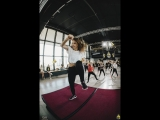 CAUTION HOT! WORKSHOP DAY #8 - ALYONA GONCHAROVA (GIRLY HIP-HOP)