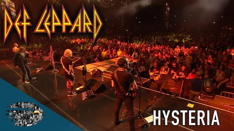 Def Leppard Hysteria And There Will Be A Next Time