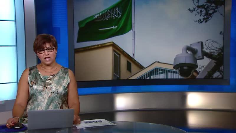'Body double' exits Saudi Consulate wearing Jamal Khashoggi's clothes, video shows