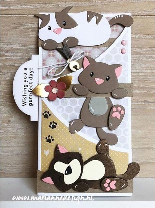 Беседу, открытки с животными скрапбукинг