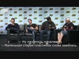 Русские субтитры › конвенция «Ace Comic Con» в Сиэтле 23.06.18