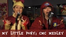 The Evolution of the Cutie Mark Crusaders MLP Michelle Creber feat Claire Corlett