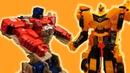 Optimus prime e come diventare un grande super eroe! - Video per bambini
