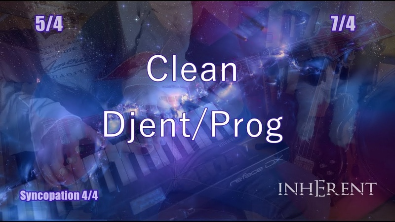 Clean DjentProg | Odd Time Signatures and Syncopation feat. NormaSax