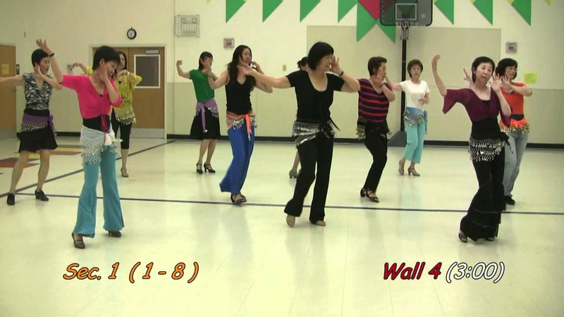 Tamally Maak - Line Dance - May 26, 2012.mp4