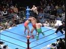 1993 12 03 Toshiaki Kawada Akira Taue vs Mitsuharu Misawa Kenta Kobashi