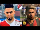 FIFA 19 - NEW MLS PLAYERS FACES