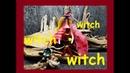 Ведьмочка Тильда на Хэллоуин от Katusha helloween decor witch doll